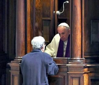 Papa Francesco Confessione tn 325x279