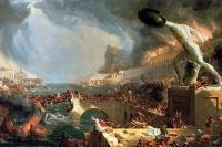 Impero romano distruzione