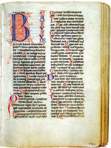 Breviario di san Francesco